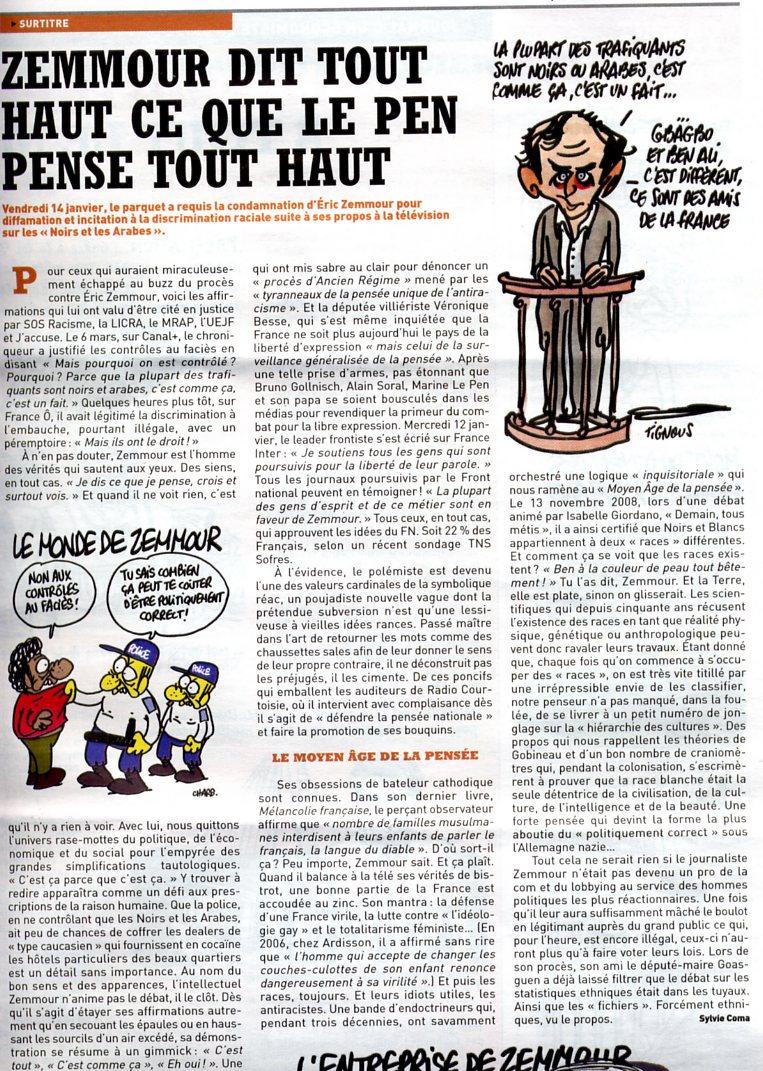 PASSAGES   TELE  Zemmour1